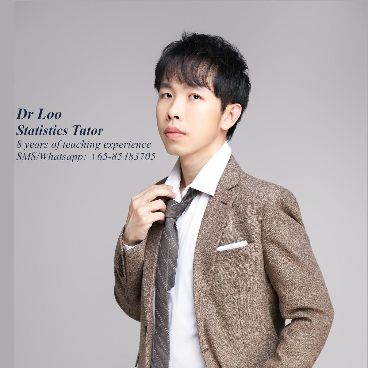 Statistics Tutor Singapore