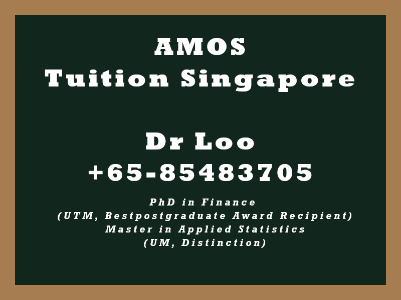 AMOS Private Tuition Singapore