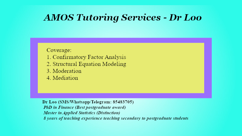 AMOS Tuition in Singapore
