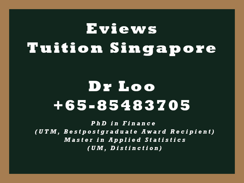 Eviews Private Tuition Singapore