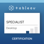 Psychology Statistics Teacher - Tableau Desktop Specialist