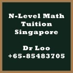 N-Level Math Tuition Singapore